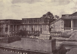 Another part of the Palace. [Pudukkottai.]